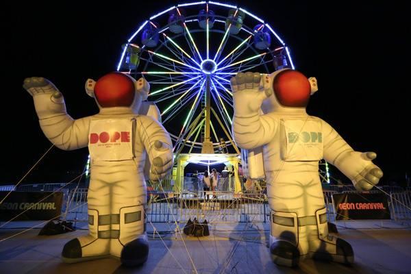 Neon Carnival Coachella 1