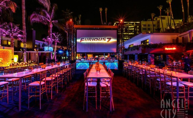 furious 7 premiere after party 1