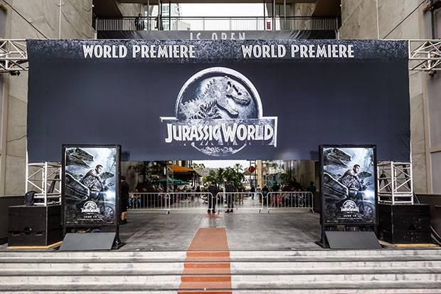 Jurassic World Premiere 04