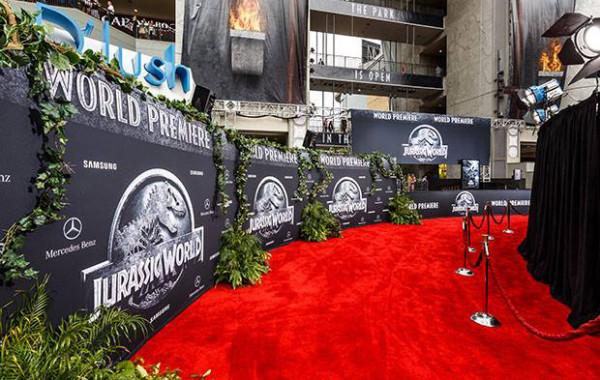 Jurassic World Premiere