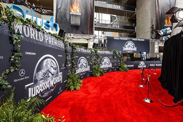 Jurassic World Premiere 01