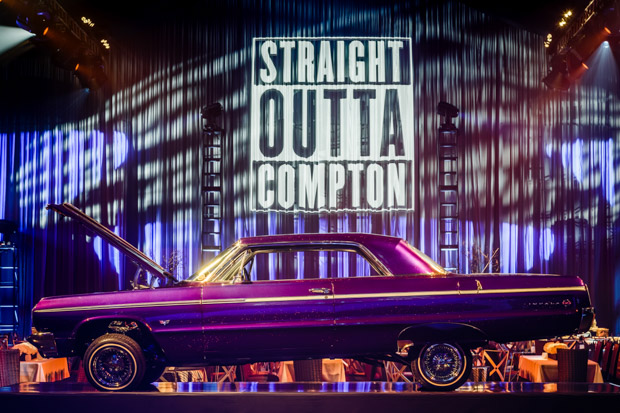 Straight Outta Compton World Premiere