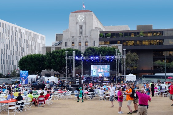 Special-Olympics-Los-Angeles-Grand-Park-Event-Production-Force-Field-Audio-Services-02