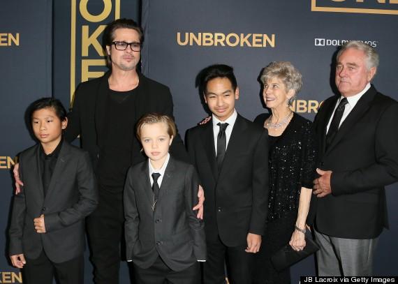 Unbroken Movie Premiere