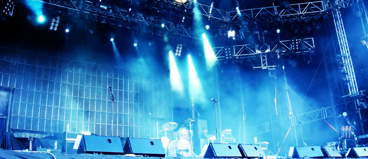 Event Staging & Structures