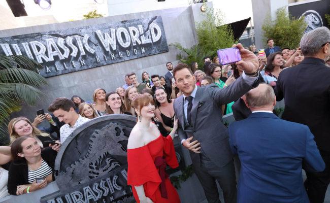 Jurassic-World-fallen-kingdom-movie-premiere-los-angeles-event-production-stars-force-field-inc