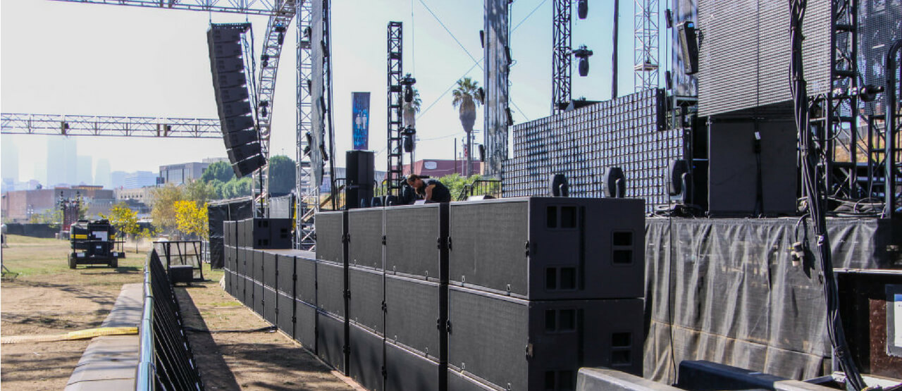 Sound Equipment Rental Los Angeles Sound Equipment Stock