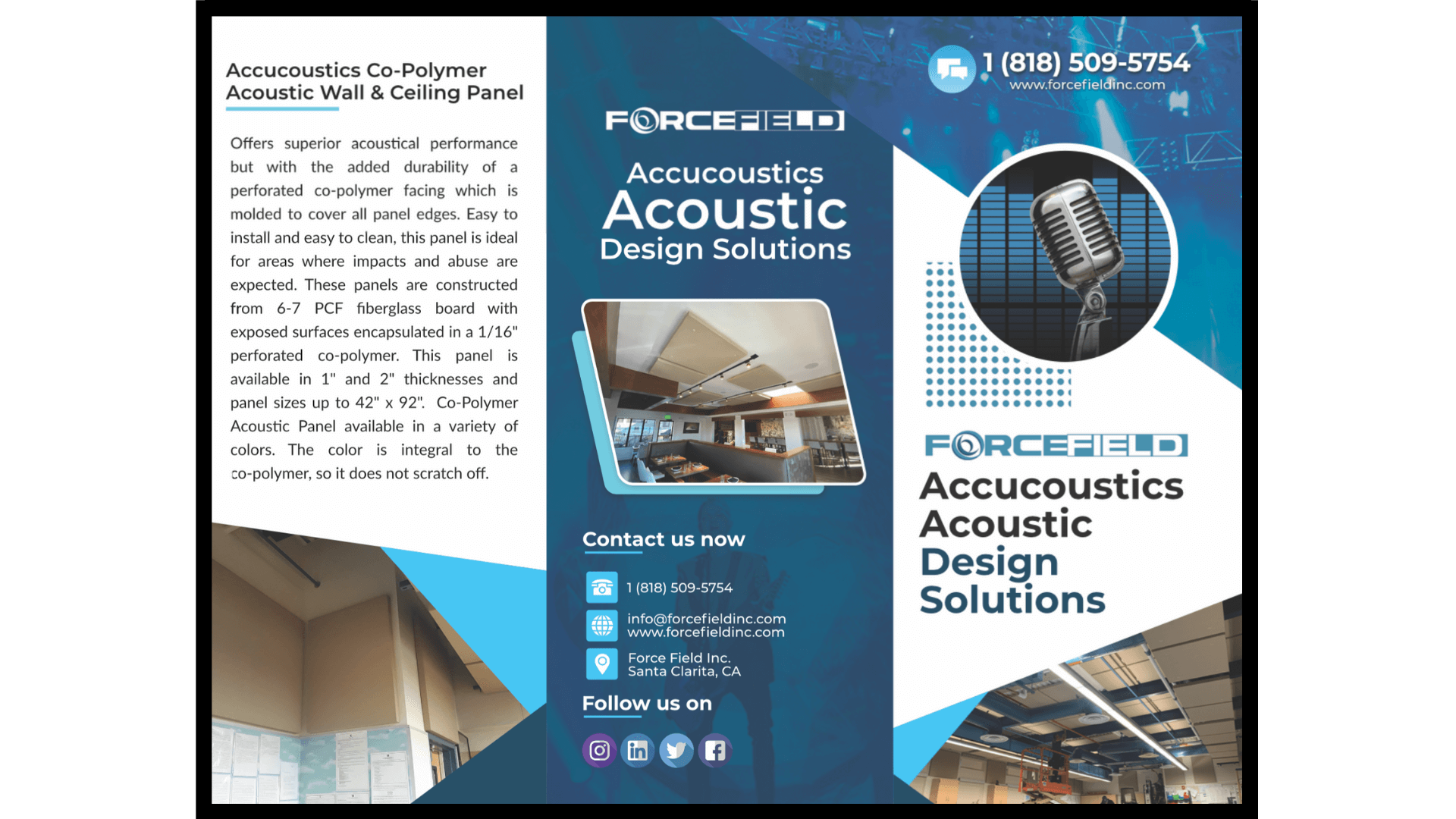 Accucoustics Acoustic Design Solutions